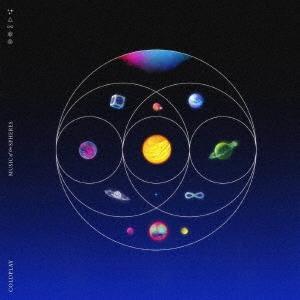 Coldplay ミュージック・オブ・ザ・スフィアーズ CD