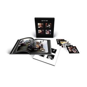 The Beatles レット・イット・ビー スペシャル・エディション [5SHM-CD+Blu-r...