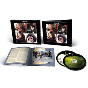 The Beatles レット・イット・ビー スペシャル・エディション [2SHM-CD+ブックレッ...