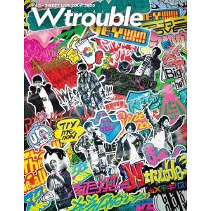 ジャニーズWEST ジャニーズWEST LIVE TOUR 2020 W trouble [2Blu-ray Disc+ブックレット+組み立て式VRゴーグル(スマー Blu-ray Disc タワーレコード PayPayモール店