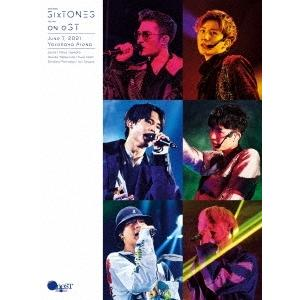 SixTONES on eST [2Blu-ray Disc+フォトブック]<初回盤> Blu-ray Disc|タワーレコード PayPayモール店