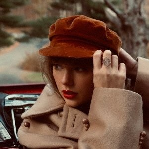 Taylor Swift レッド(テイラーズ・ヴァージョン)<通常盤> CD ※特典あり