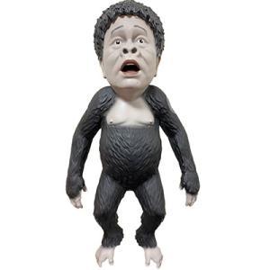 ダウンタウン ダウンタウンのガキ使ソフビ人形 おもしろ浜田子ゴリラ人形 Accessoriesの画像