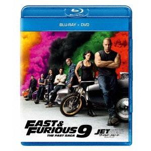 ワイルド・スピード/ジェットブレイク [Blu-ray Disc+DVD] Blu-ray Discの画像