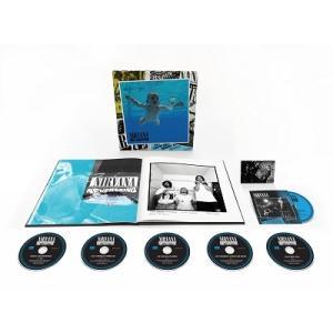 Nirvana ネヴァーマインド - 30周年記念スーパー・デラックス・エディション [5SHM-C...