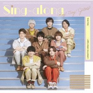 Hey! Say! JUMP Sing-along [CD+Blu-ray Disc]<初回限定盤1> 12cmCD Single|タワーレコード PayPayモール店