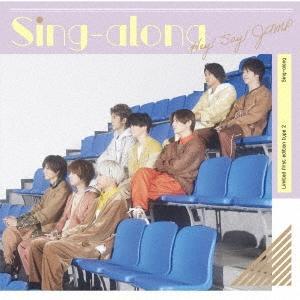 Hey! Say! JUMP Sing-along [CD+Blu-ray Disc]<初回限定盤2> 12cmCD Single タワーレコード PayPayモール店