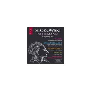 Leopold Stokowski Orchestra Schumann: Symphony no 2;  et al / Stokowski, et al CD