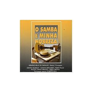 Various Artists O Samba da Minha Nobreza CD