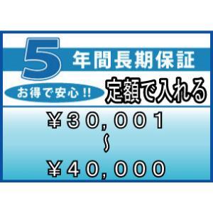 ワランティ 5年間延長保証 (商品:税込価格 30,001〜40,000円) entyouhosyo-2100|townmall