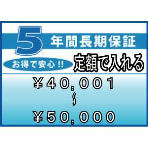 ワランティ 5年間延長保証 (商品:税込価格 40,001〜50,000円) entyouhosyo-2700|townmall