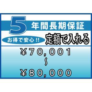 ワランティ 5年間延長保証 (商品:税込価格 70,001〜80,000円) entyouhosyo-4200|townmall
