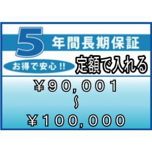 ワランティ 5年間延長保証 (商品:税込価格 90,001〜100,000円) entyouhosyo-5300|townmall