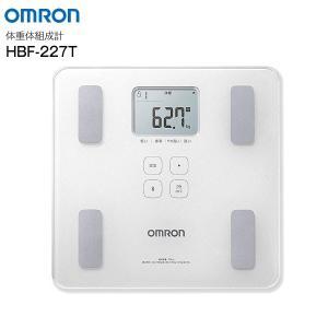 9/27頃入荷予定 オムロン 体重体組成計[体重計・体脂肪計] カラダスキャン OMRON シャイニーホワイト HBF-228T-SW|townmall