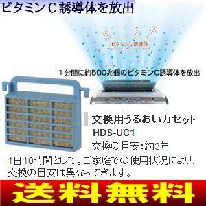 うるおいカセット交換用 プラズマイオンUV脱臭機(PLAZION)富士通ゼネラル HDS-3000G/HDS-3000V専用 HDS-UC1|townmall
