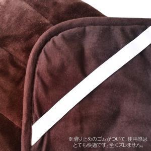 敷きパッドタイプ電気毛布 電気敷き毛布 ふんわりあったかマイクロファイバー敷毛布 日立 洗える 切りタイマー HLM-102MS townmall 06