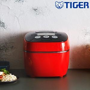 JPB-G102DA タイガー魔法瓶(TIGER) 圧力IH炊飯器(圧力IH炊飯ジャー) 5.5合 炊きたて 土鍋コーティング オレンジ JPB-G102-DA|townmall