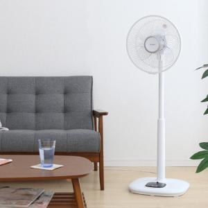 アイリスオーヤマ 扇風機 DCモーター式 リモコン付き ハイポジションモデル 省エネのDC扇風機 IRIS LFD-305H|townmall|02
