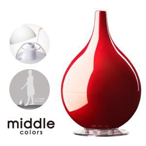 ドウシシャ d-design middle colors カンタン給水 超音波式加湿器 MD-KW3...