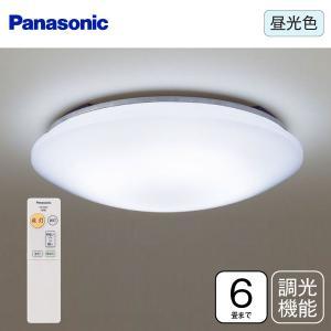 シーリングライト LED パナソニック 6畳 調光 リモコン付 LED照明器具 Panasonic シーリング(6畳用) townmall