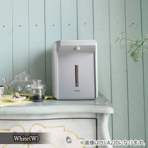 タイガー魔法瓶(TIGER) 蒸気レスVE電気まほうびん(電気ポット・電動ポット) とく子さん 容量3.0L PIJ-A300-W townmall