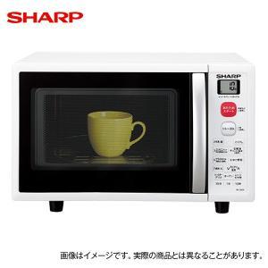 SHARP(シャープ) オーブンレンジ(電子レンジ/オーブントースター) 庫内容量15L RE-S50A-W同等品|townmall