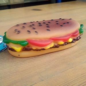 ペットトイ★ハンバーガー|toy-burger