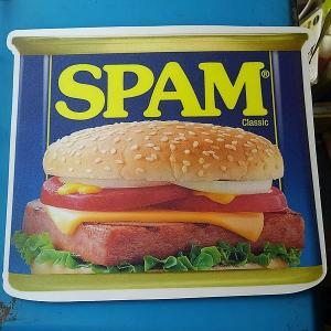 SPAM★スパム マウスパッド toy-burger
