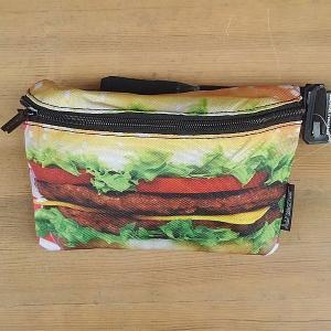 FYDELITY Fanny Pack HAMBURGER★フィデリティ ファニーパック ハンバーガー toy-burger