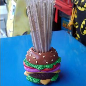HAMBURGER Tooth Pick Stand★ハンバーガー楊枝入れ toy-burger