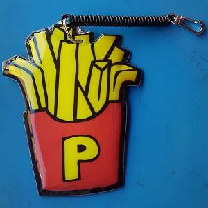 PASS CASE POTATO★パスケース ポテト toy-burger