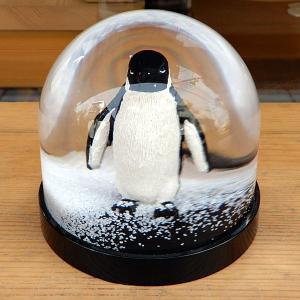 Wonder Ball Penguin★ワンダーボール ペンギン スノードーム|toy-burger