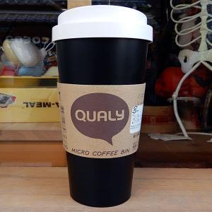 Micro Coffee Bin★マイクロ コーヒービン ブラック|toy-burger