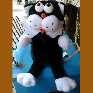MIME FRIENDS CAT BLACK★マイムフレンズ キャット ブラック|toy-burger