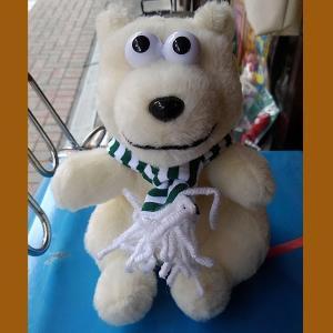 MIME FRIENDS POLAR BEAR★マイムフレンズ ポーラーベアー|toy-burger