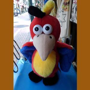 WALKING MIME FRIENDS PARROT★ウォーキング マイムフレンズ パロット toy-burger
