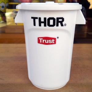 Thor Round Container Mini White★ソー ラウンド コンテナー ミニ ホワイト|toy-burger