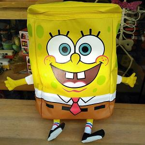 Sponge Bob★スポンジ・ボブ ボックス バックパック|toy-burger