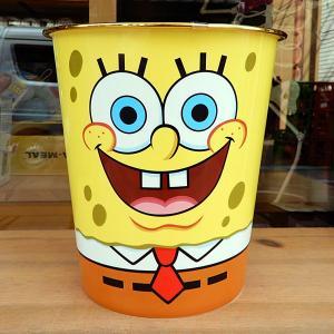 Sponge Bob★スポンジ・ボブ プラスチック ダストボックス|toy-burger