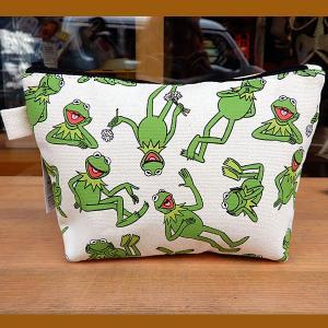 Kermit the Frog★カーミット コスメグッディポーチ toy-burger