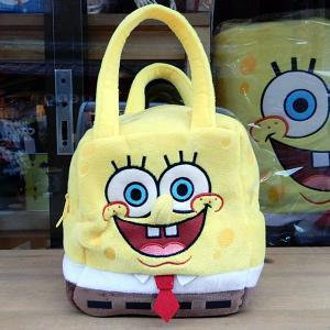 Sponge Bob Lunch Bag★スポンジ・ボブぬいぐるみランチバッグ|toy-burger