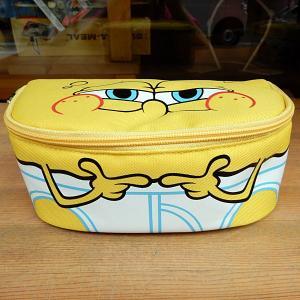 Sponge Bob ★スポンジ・ボブ  フルオープン ペンポーチ ブリーフ|toy-burger