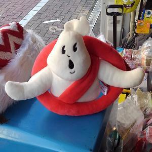 Kidrobot PHUNNY GHOSTBUSTERS 「No-Ghost」★ゴーストバスターズ 「ノーゴースト」プラッシュ|toy-burger