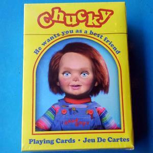 CHUCKY★チャッキー トランプ|toy-burger