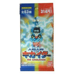 カードダスマスターズ 人造人間キカイダーTHE ANIMATION 【1パック単位】|toy-manoa