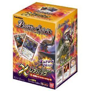バトルスピリッツ Xレアパック 超覚醒!ダブル ガイ・アスラ 【BOX】|toy-manoa