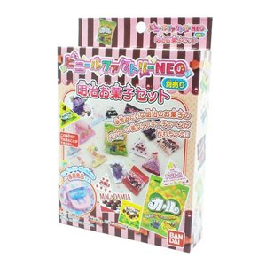 ビニールファクトリーNEO 別売り 明治お菓子セット|toy-manoa