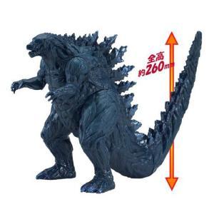 「ゴジラ2017」のソフビ人形が、『怪獣王シリーズ』に登場!  圧倒的に巨大な存在として描かれるゴジ...