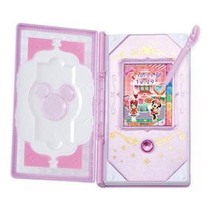 ディズニー マジックキャッスル 魔法のタッチ手帳 ドリームパスポート ドリーミーピンク|toy-manoa