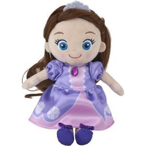 ディズニーキャラクター マイフレンドプリンセス ヘアメイクプラッシュドール ちいさなプリンセスソフィア ソフィア|toy-manoa